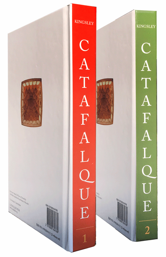 Catafalque: Carl Jung and the end of humanity (two-volume set)